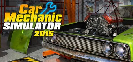 Car Mechanic Simulator 2015 + Подарок